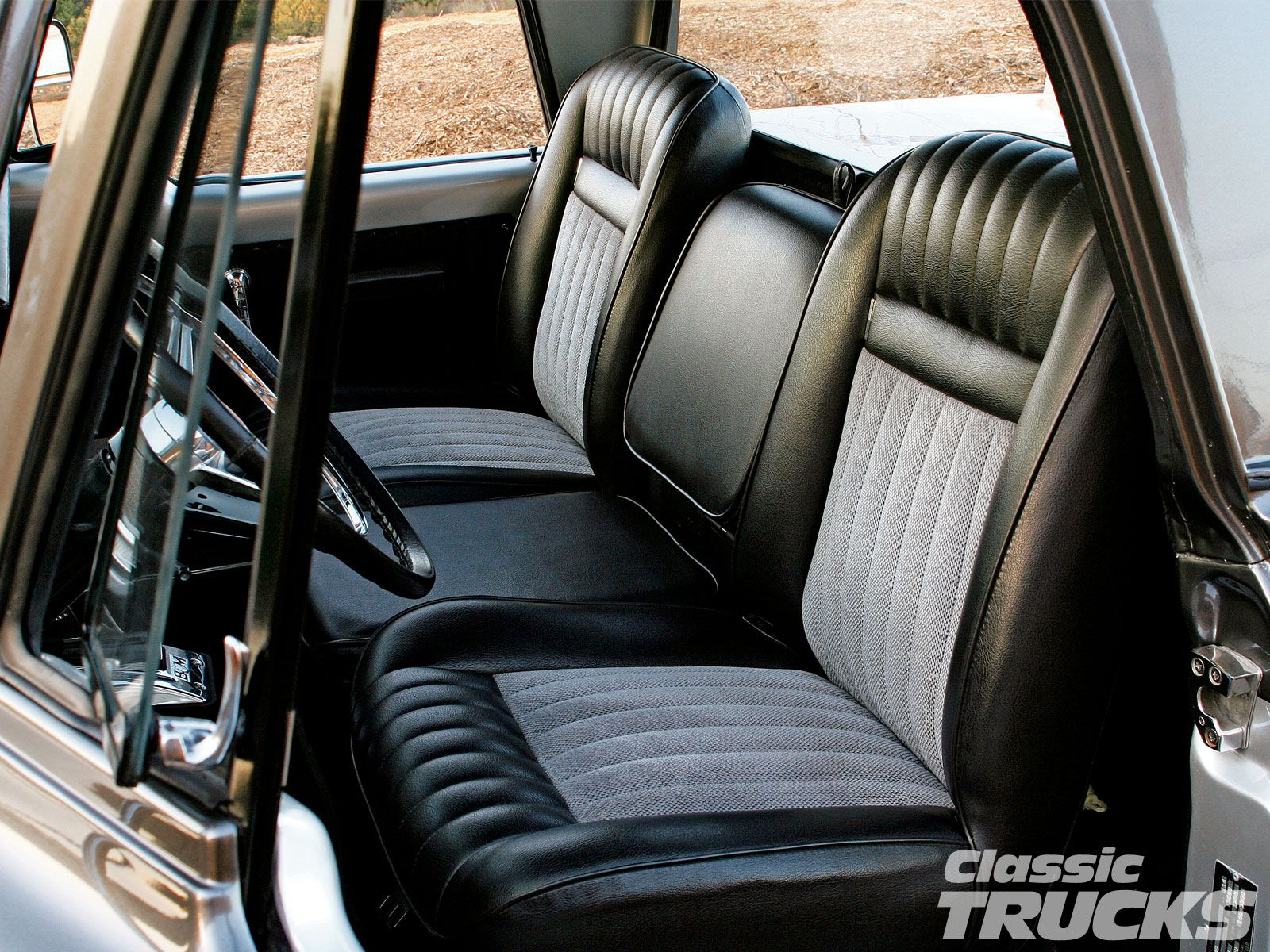 Dodge D100 1967 House Pinterest Bucket Seats Truck