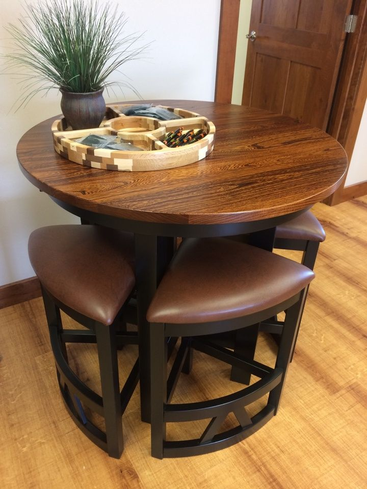 Best Perfect For A Small Space And Made Of Solid Wood This 400 x 300