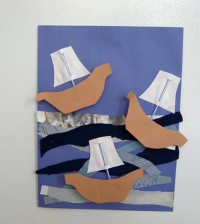 The View From The Pew Columbus Day Art Christopher Columbus Activities Science Crafts Boat Crafts