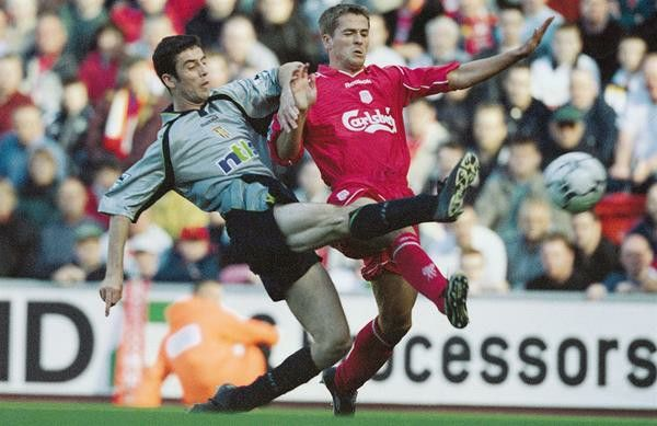 Classic match. Aston Villa Vs Liverpool 8 sept 2001