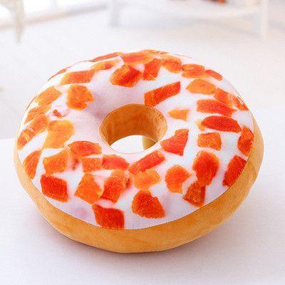 Sweet Donuts Pillow Plush