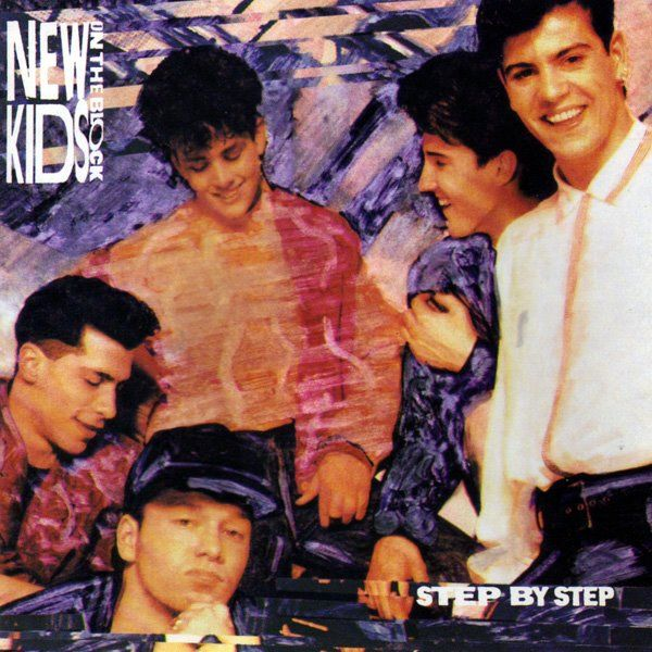 Step By Step New Kids On The Block Album