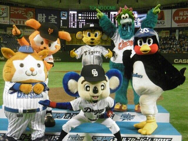球団マスコット つば九郎 の画像 投稿者 Yucarie Suzuki さん