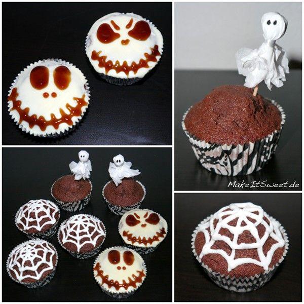 Einfach Halloween Muffins Dekorieren Makeitsweet De Muffins Dekorieren Halloween Muffins Dekorieren Lebensmittel Essen