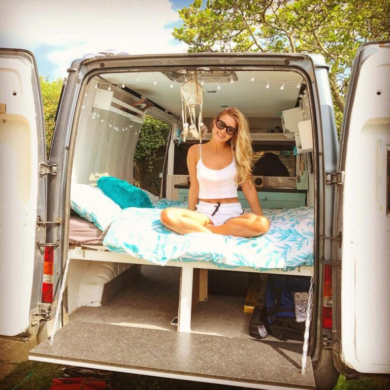 Ford Transit Camper Conversion That'll Make You Love The Transit Again