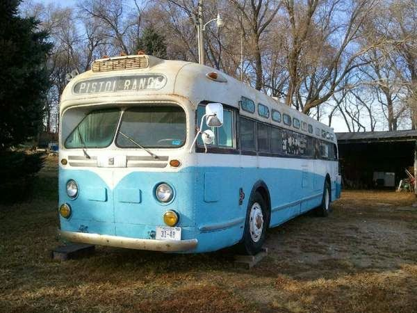 Used RVs 1948 GMC Conversion Bus For Sale by Owner | bus