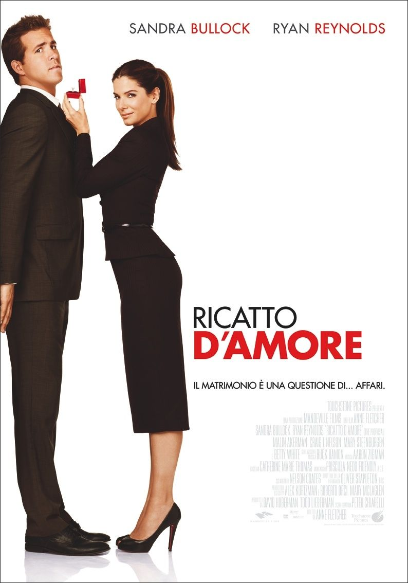 Ricatto D Amore Film Ryan Reynolds Film Commedia