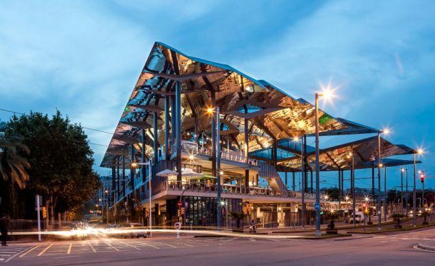 Las estructuras de ingeniería más innovadoras y radicales del año