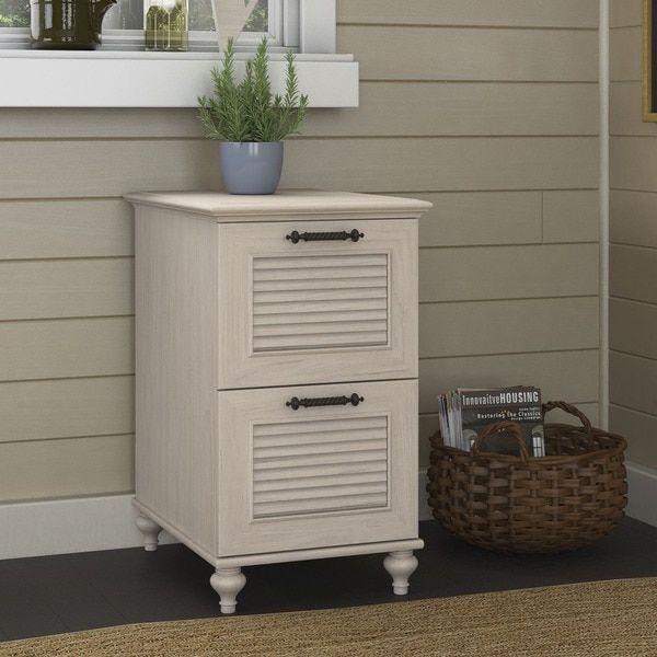 Kathy Ireland Office By Bush Furniture Volcano Dusk 2 Drawer File Cabinet