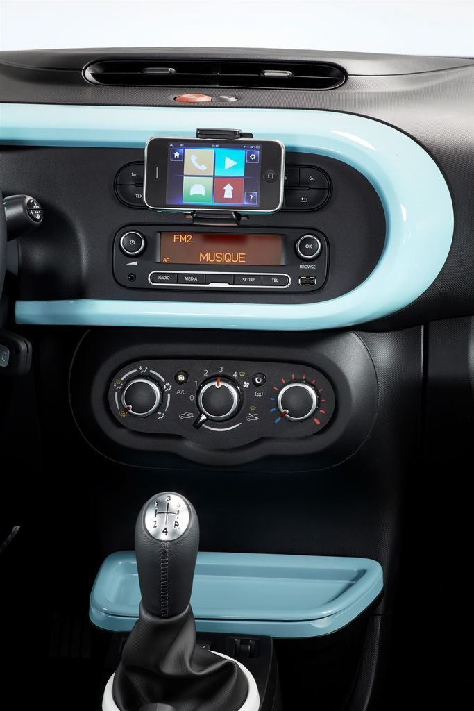Geneve 2014 Renault Twingo 3 Officielle New Renault Cars