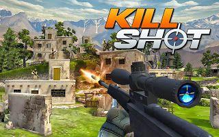 Kill Shot Apk Mod V2 6 Unlimited Money Offline No Additional Data Free 4 Phones Aplicativos Acessorios