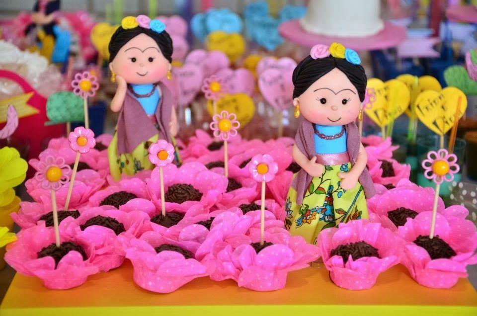 festa com tema de Frida Kahlo - Pesquisa Google