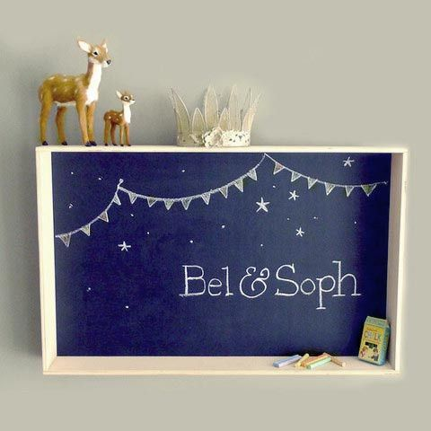 Big Box Bel&Soph Pizarra by BSFER   BelandSoph.com