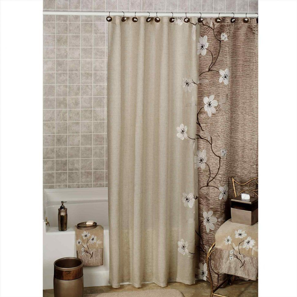 Bathroom Shower Curtain Ideas Small Bathroom Diy Window Pinterest