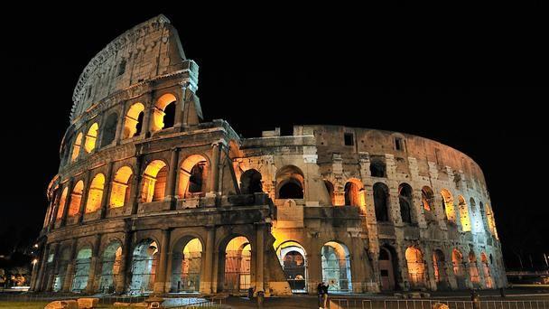 the Colosseum in #Rome #Colosseum