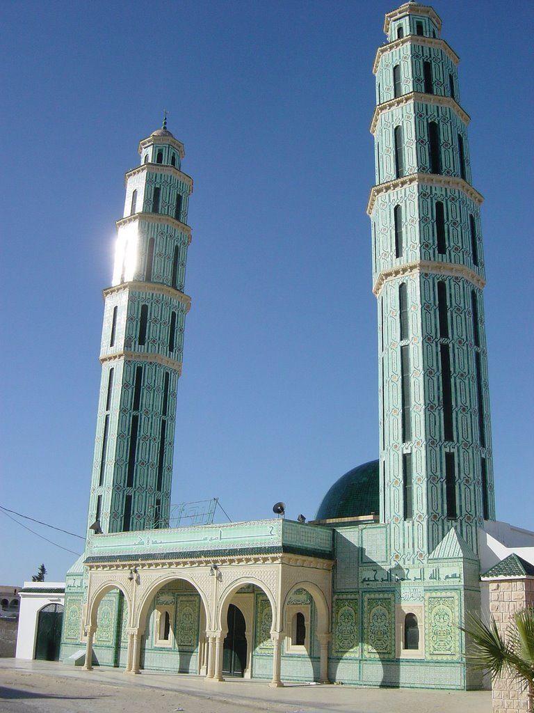 Photo Of Zarzis La Nouvelle Mosquee