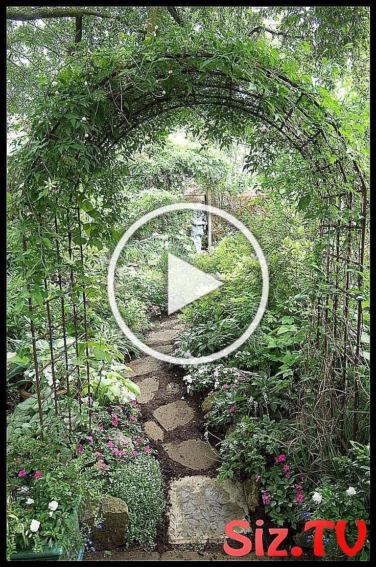 Photo of Archway and path, with cheap garden arches everywhere archway and path, with in …