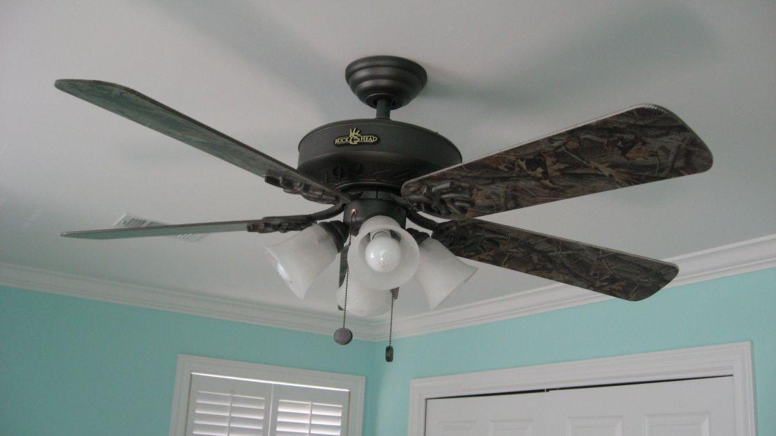 Buck Head Camo Ceiling Fan Ceiling Fan Ceiling Fan