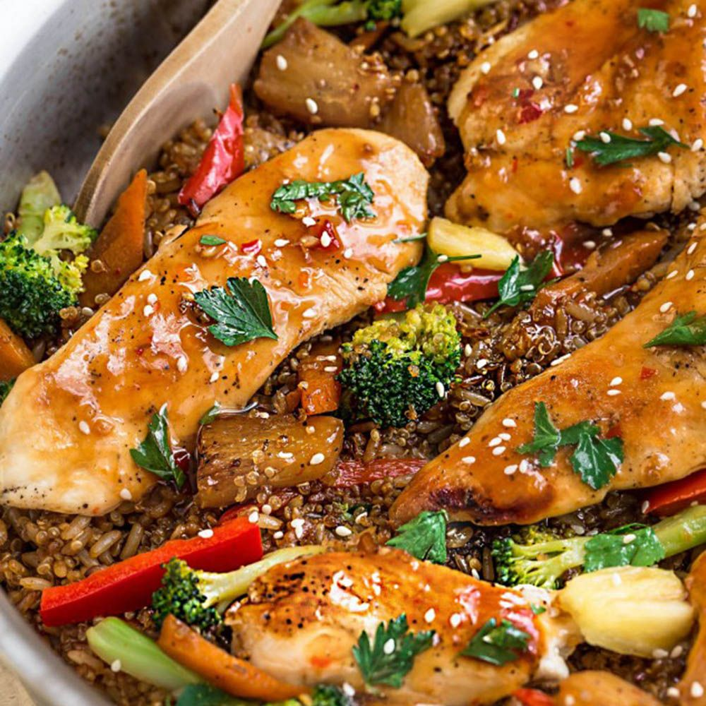 8 One-Pot Quinoa Recipes That Get Dinner On The Table In 30 Minutes pictures