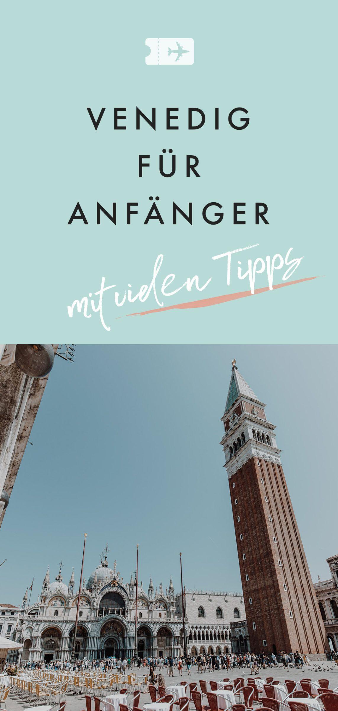 Venedig im Sommer: Ein Reiseführer für Anfänger. #holidaytrip