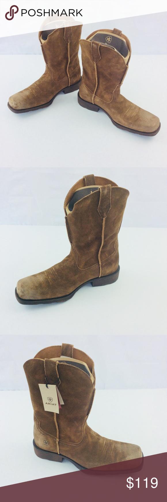 d0649dc9f3b Mens Ariat Urban Rambler Mens Cowboy Boot 11D NEW New in box men's ...