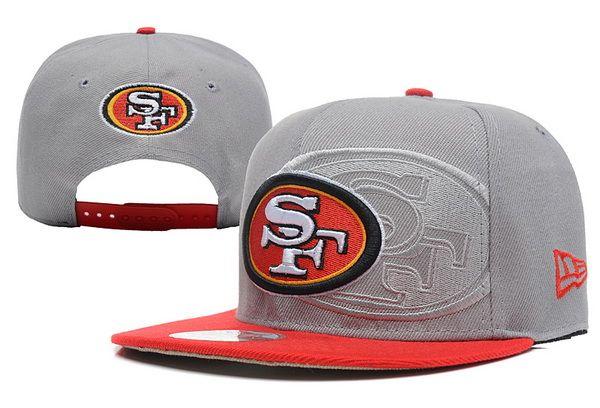 Cheap NFL San Francisco 49ers Snapback Hat (90) (42724) Wholesale ... 63a97d7df287