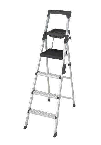 Cosco 20 602abl Signature Series Premium 6 Foot Aluminum Step Ladder Step Ladders Ladder Aluminum