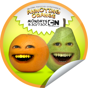 Steffie Doll S The Annoying Orange Fan Sticker Getglue Annoying Orange Just For Gags Funny Images