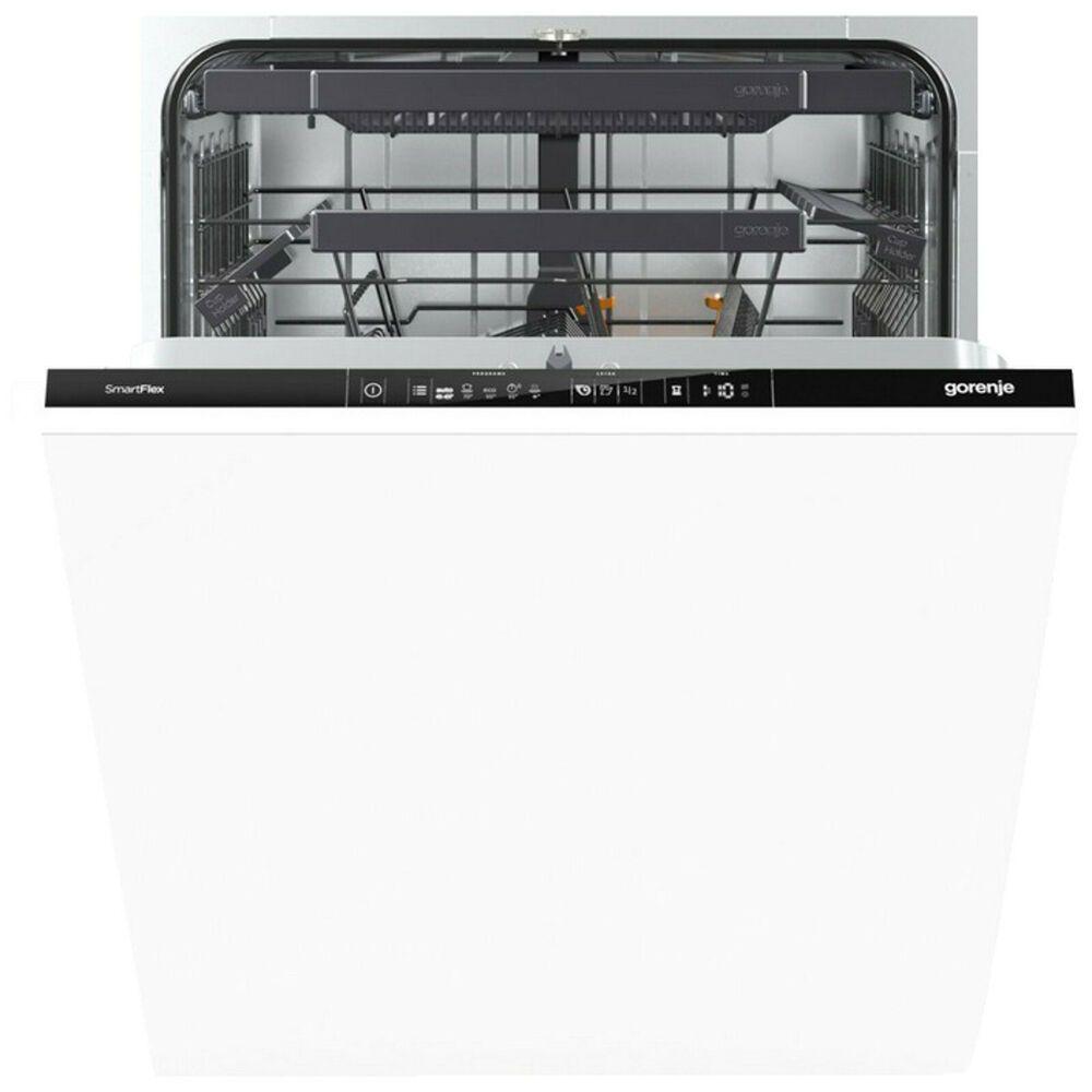 Lieblich EBay #Sponsored GORENJE GV66160 Geschirrspüler Vollintegrierbar A 596 Mm 45  DB (A);