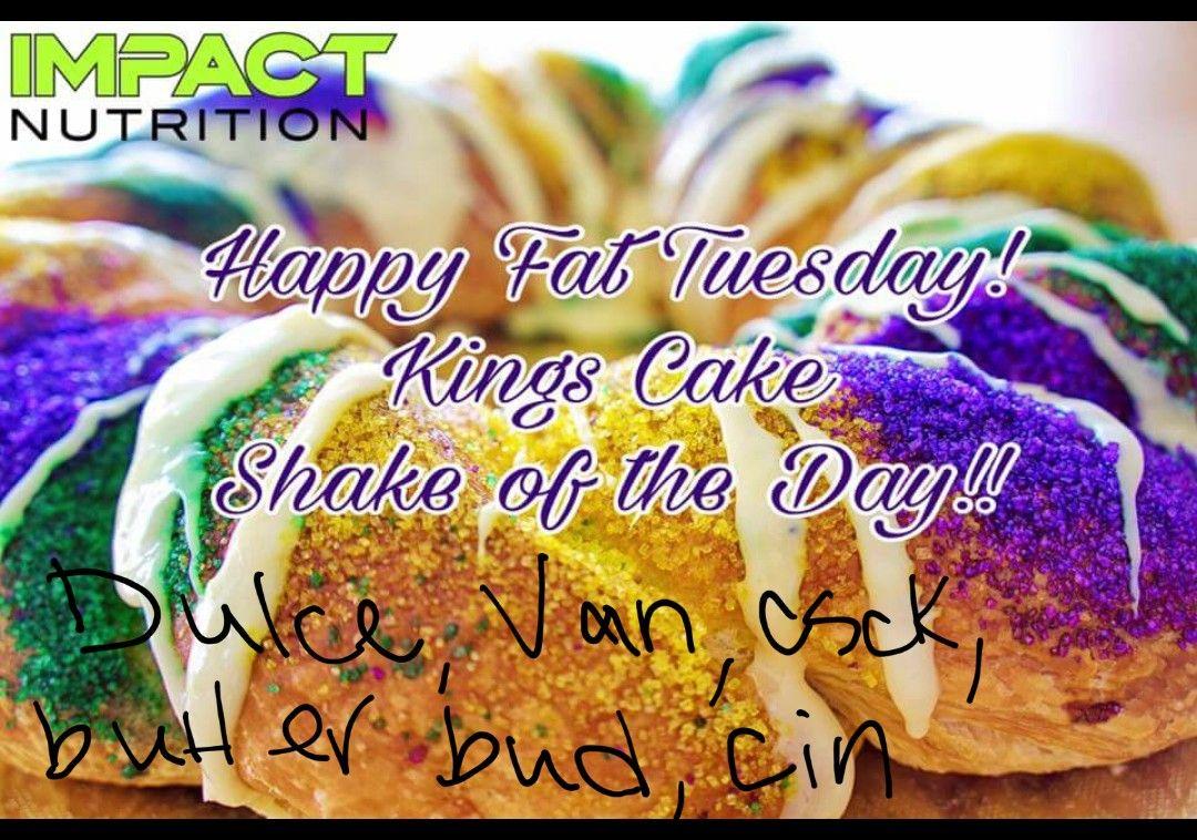 Kings cake shake   herbalife   Pinterest   Protein shakes, Cake and ...