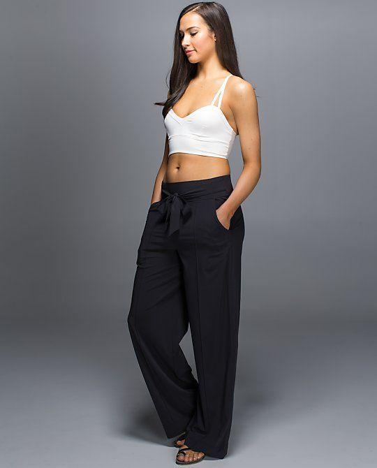 d769b5471296f Noir Pant ... lululemon fancy pants