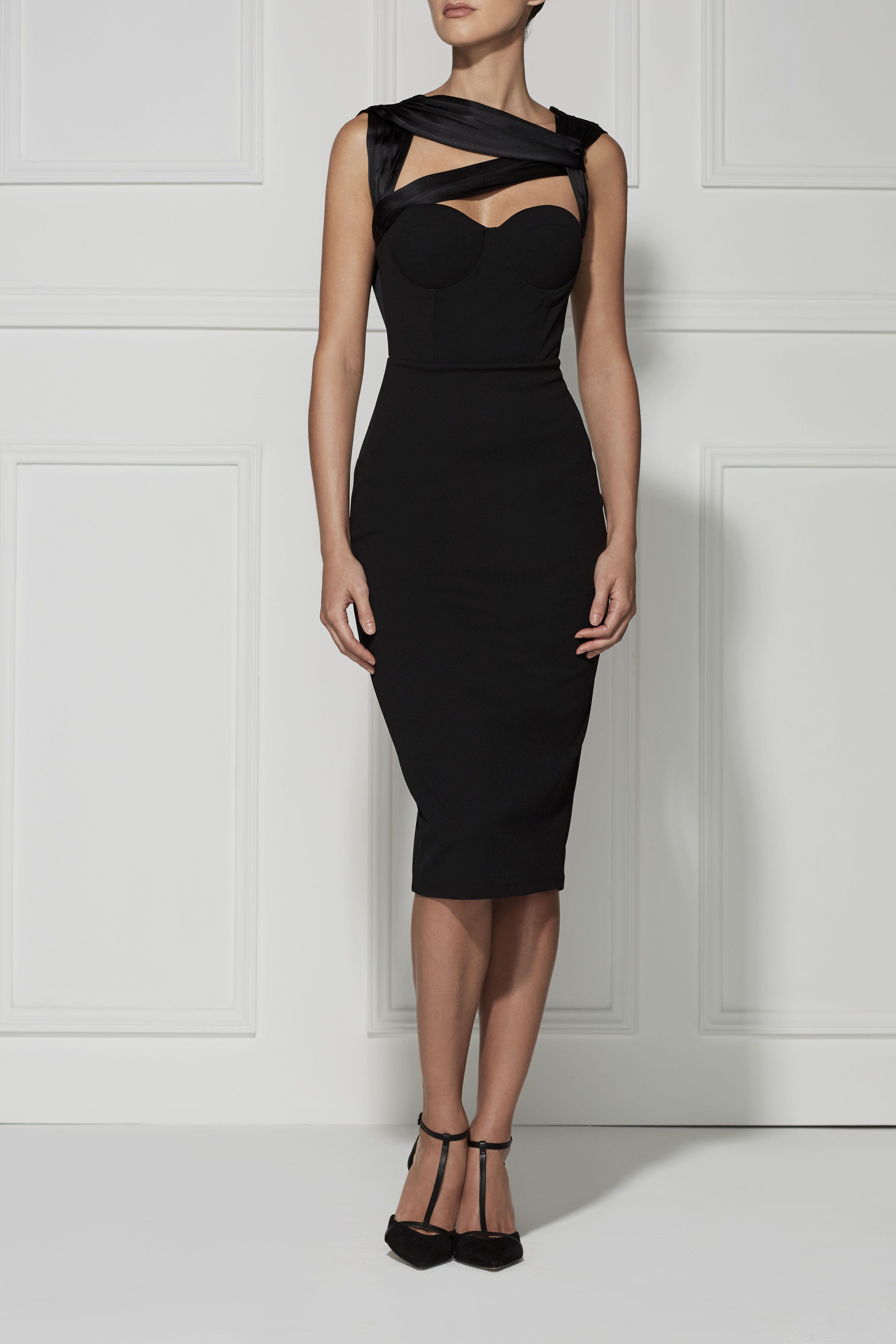 Taline dress misha collection fashion pinterest shopping