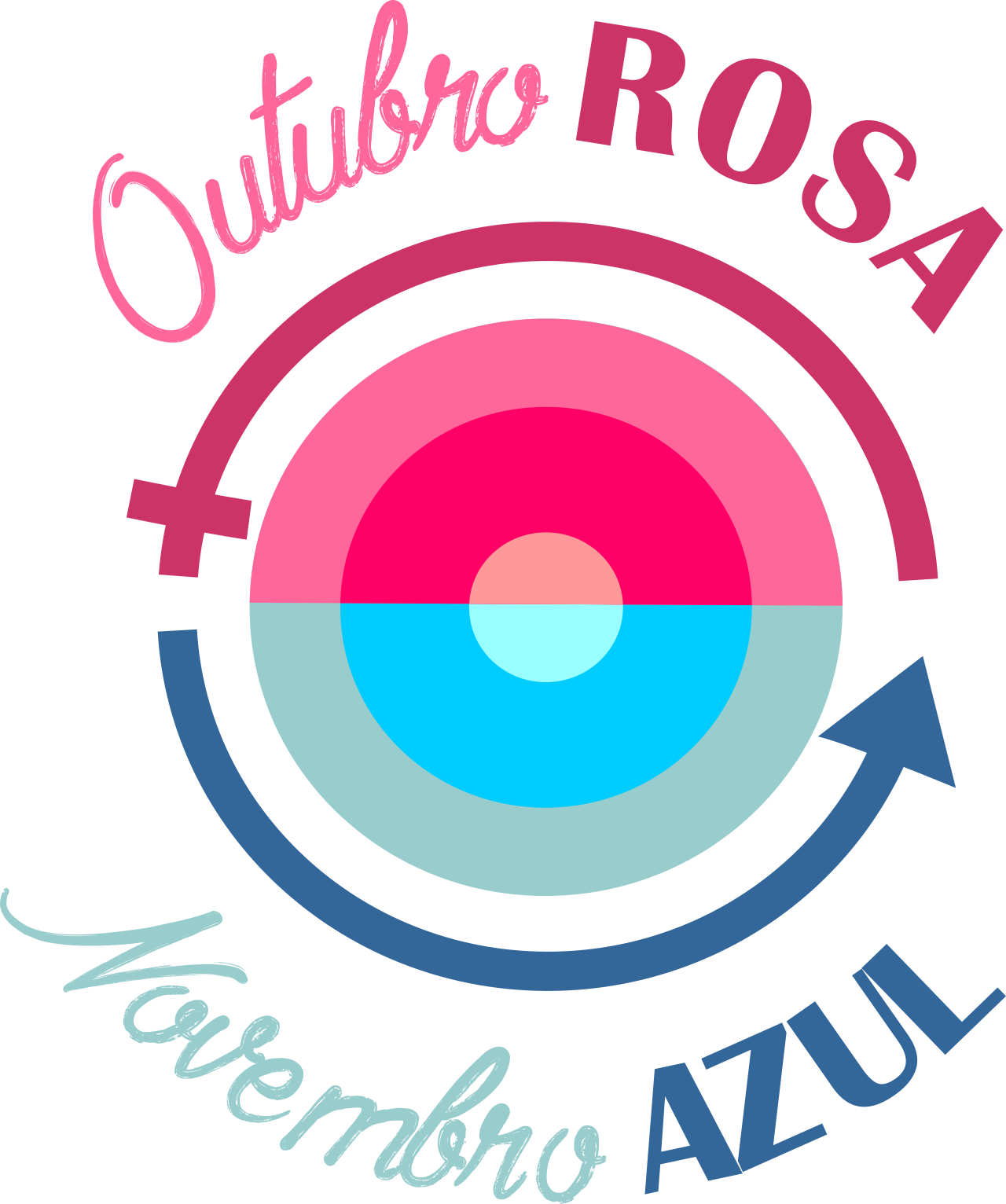 Resultado de imagem para fundo outubro rosa e novembro azul OUTUBRO ROSA E NOVEMBRO AZUL -> Decoração Para Outubro Rosa E Novembro Azul
