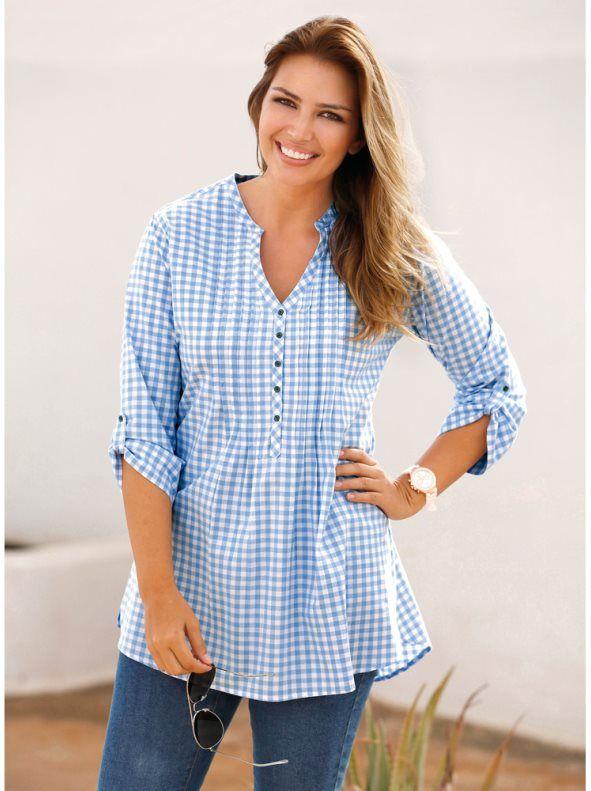 c36c8976a833 Resultado de imagen para blusas para mujeres de 40 años | Moda ...