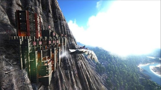 Explore Ark Survival Evolved Bases, House Ideas And More!