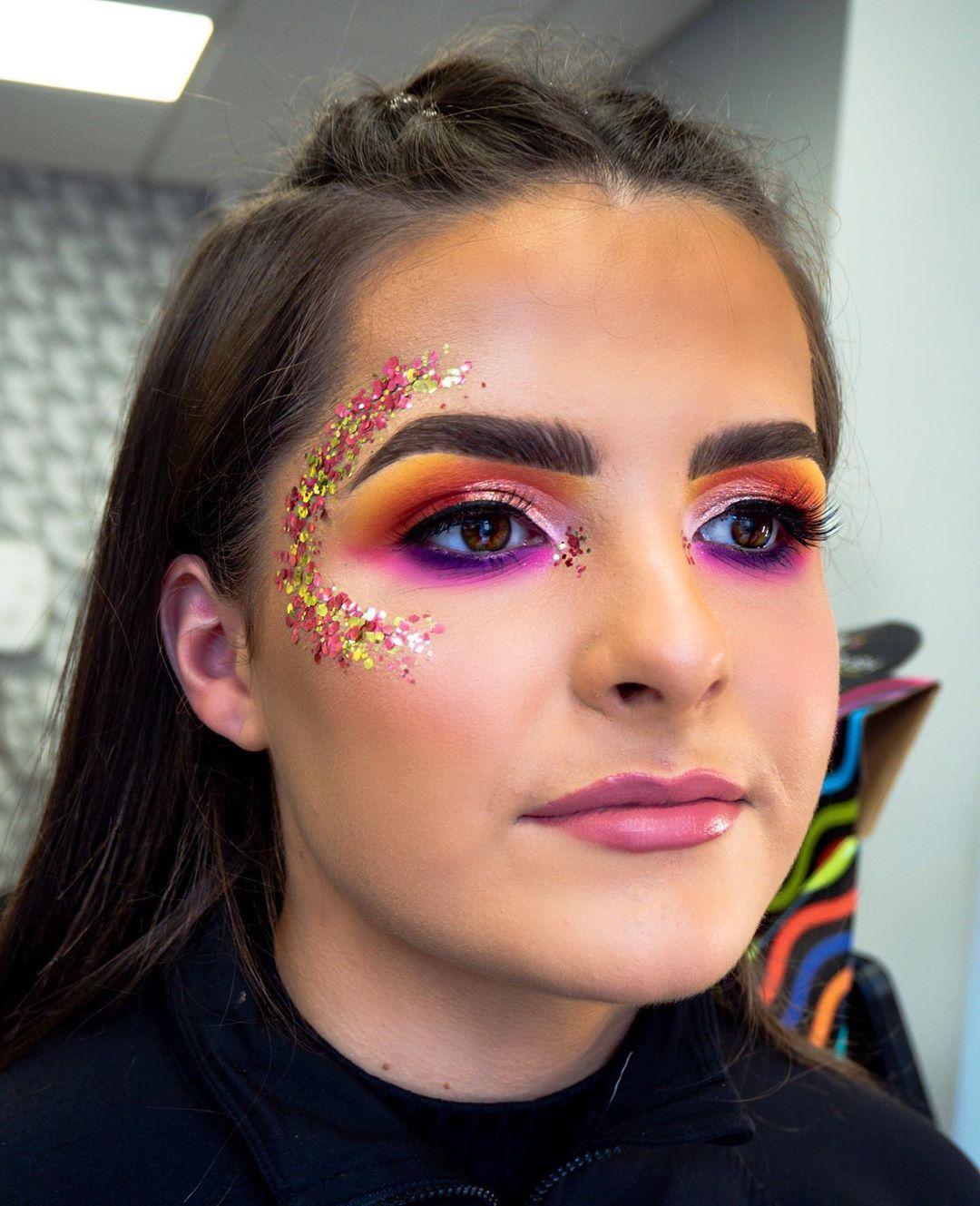 ome more festival glam 🌈 abhireland eye primer