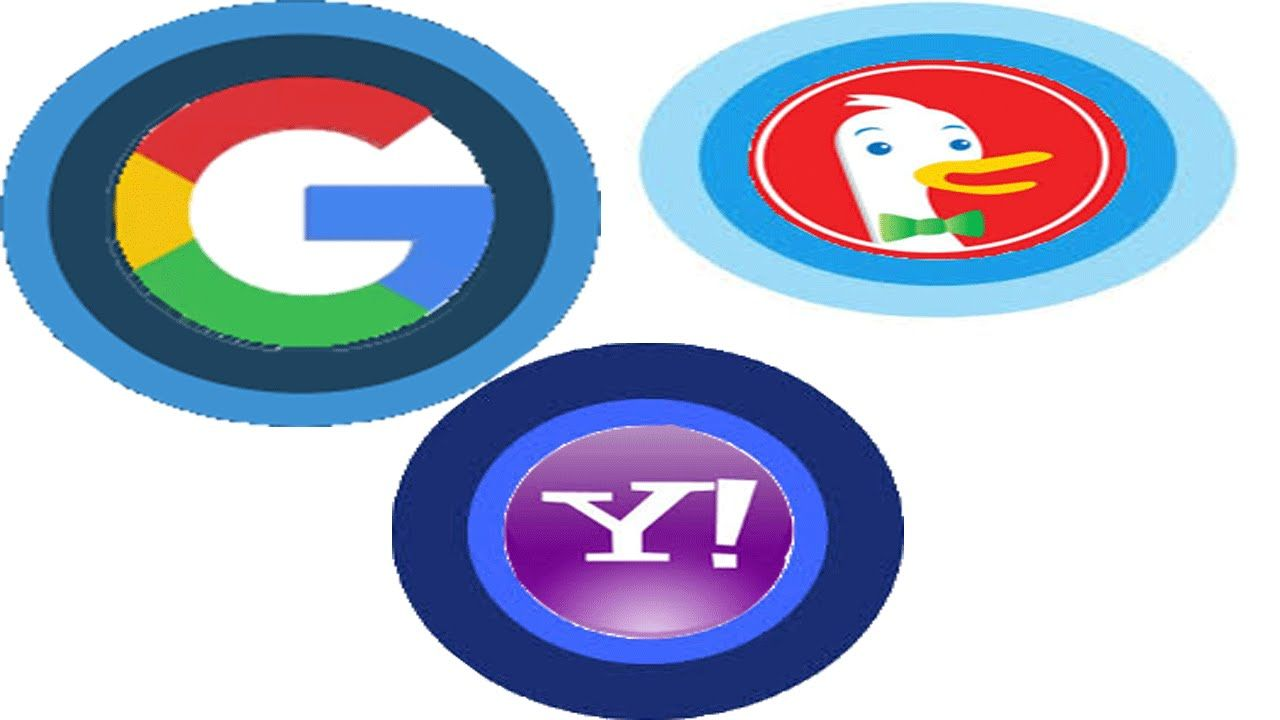 Make cortana search google yahoo duckduckgo with