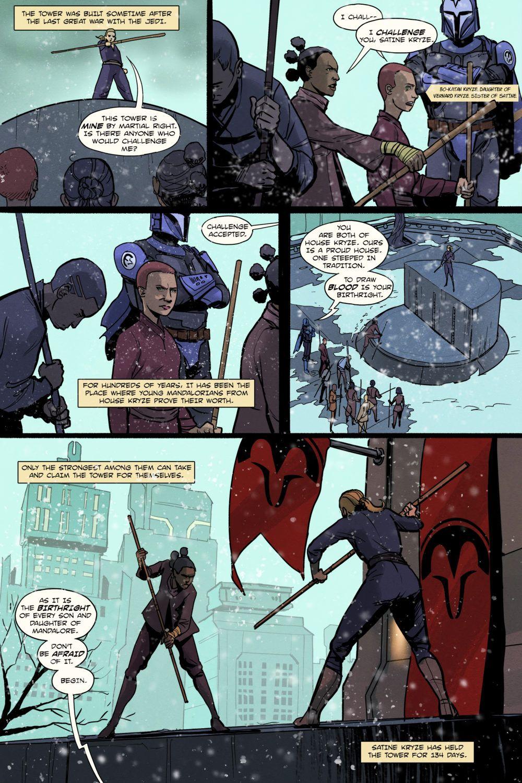 Image result for mandalorian comics star wars comics