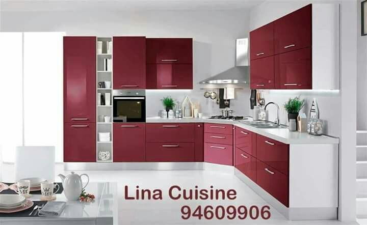 Pin by kafida TY on cuisine design (With images) Kitchen
