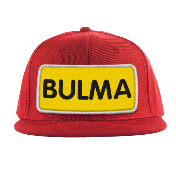Super Saiyan Bulma Snapback - PF00178SB  a810a99f357f