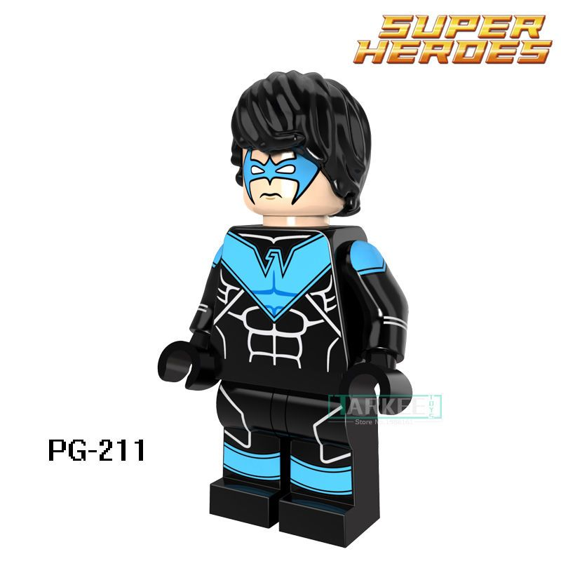 Collectible building blocks toys mini action figure doll model: doctor boomeang #ROBO