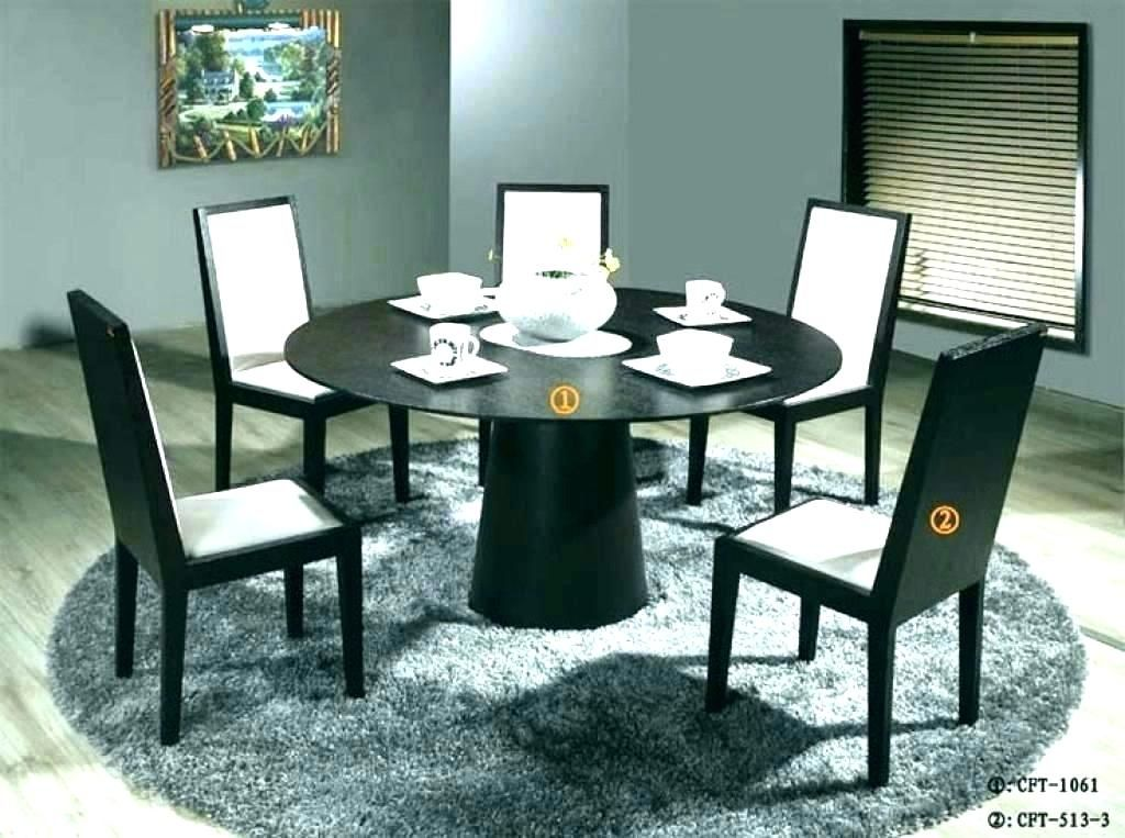 Round Kitchen Table Sets For 6 Https Www Otoseriilan Com Round Dining Table Sets Modern Round Dining Room Table Black Round Dining Table