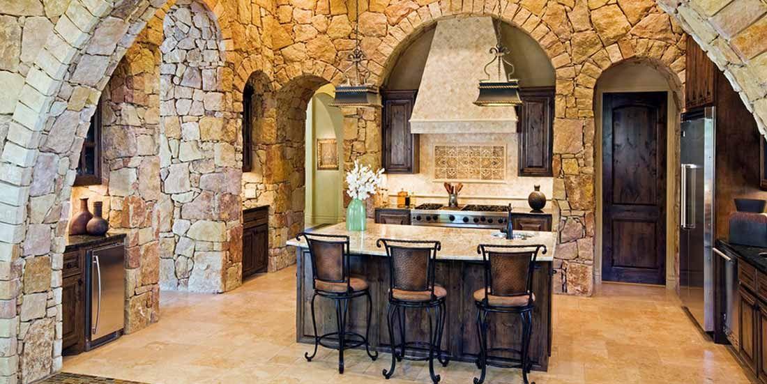 Risultati immagini per cucine in muratura rustiche | CASA DOLCE CASA ...