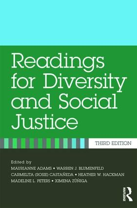 For More Than A Decade Readings For Diversity And Social Justice Has Been The Trusted Leading Antho Social Justice Social Justice Education Free Books Online