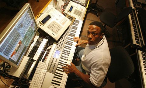 Fascinating Photos Of Famous Musicians In Their Studios Hip Hop