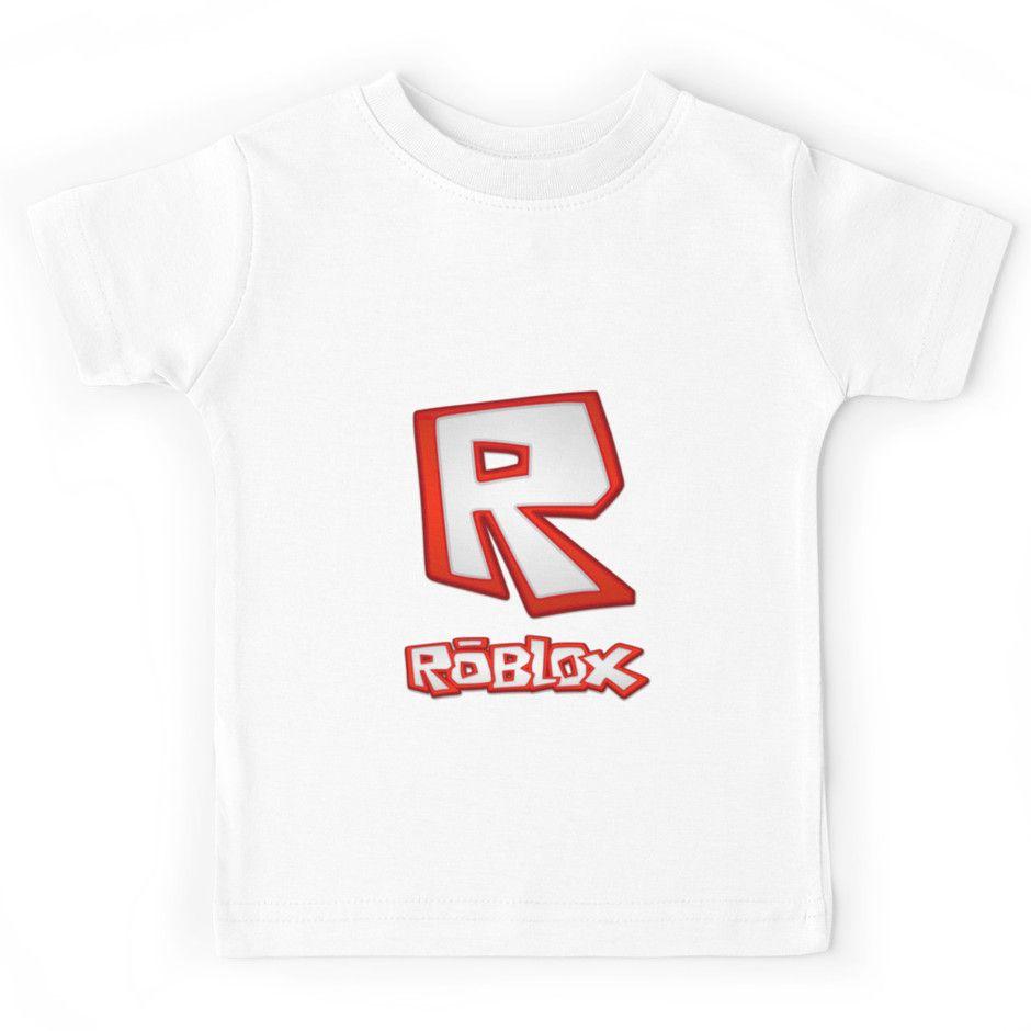 Roblox R Logo By Neyomo Kids Logo Clothes Mens Tops