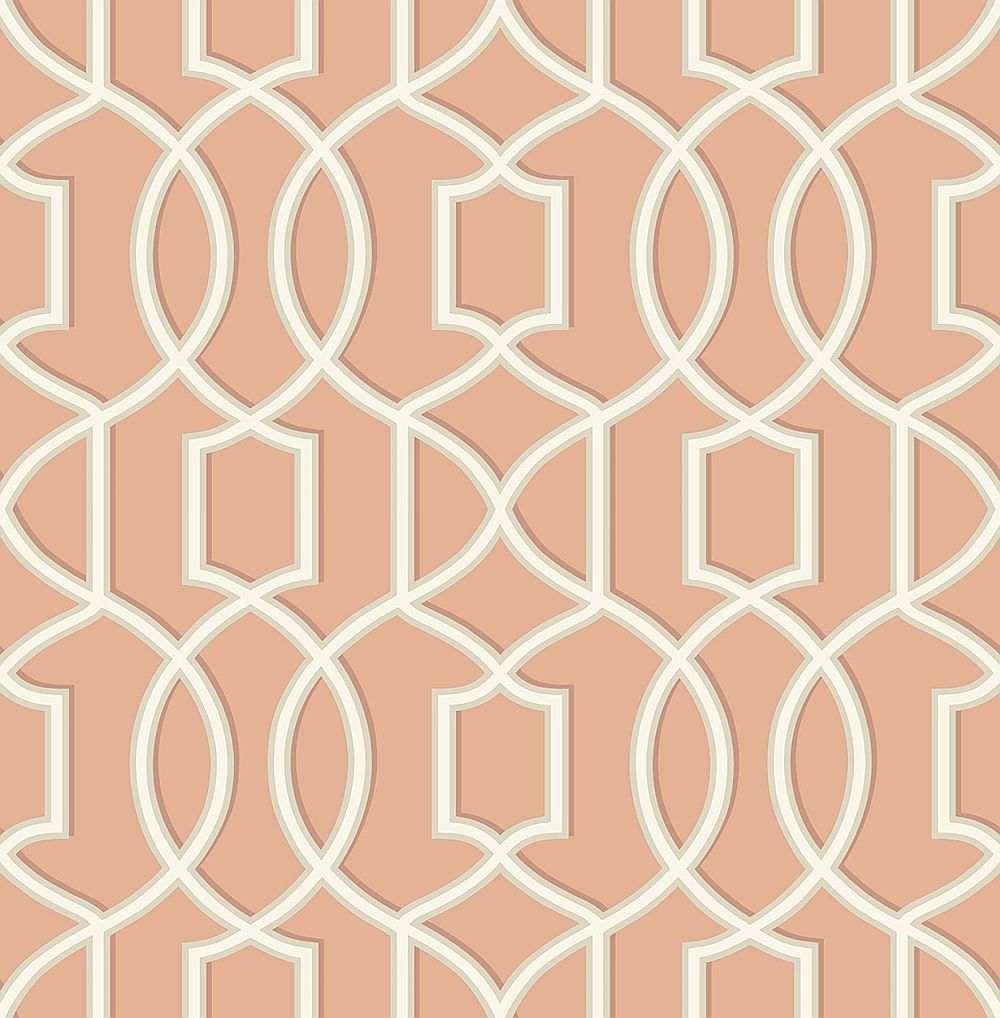 Quantum By Albany Coral Wallpaper Direct Coral Wallpaper Trellis Wallpaper Brewster Wallcovering