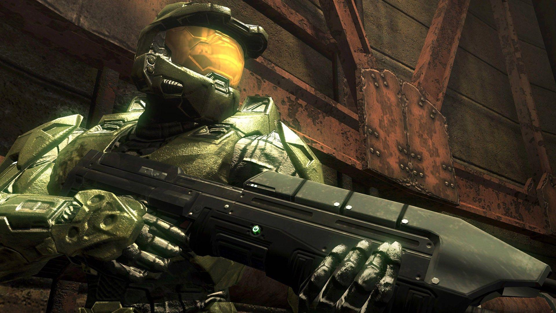 Wallpaper Desktop Halo Combat Evolved 417 Kb Branton Birds
