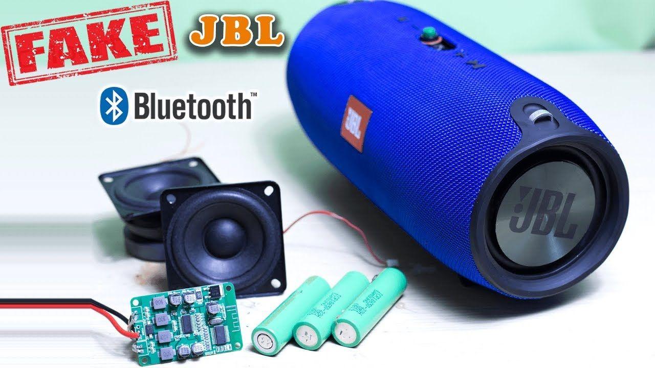 Upgrade Jbl Xtreme Fake Bluetooth Speaker Bluetooth Speakers Diy Jbl Bluetooth Speaker