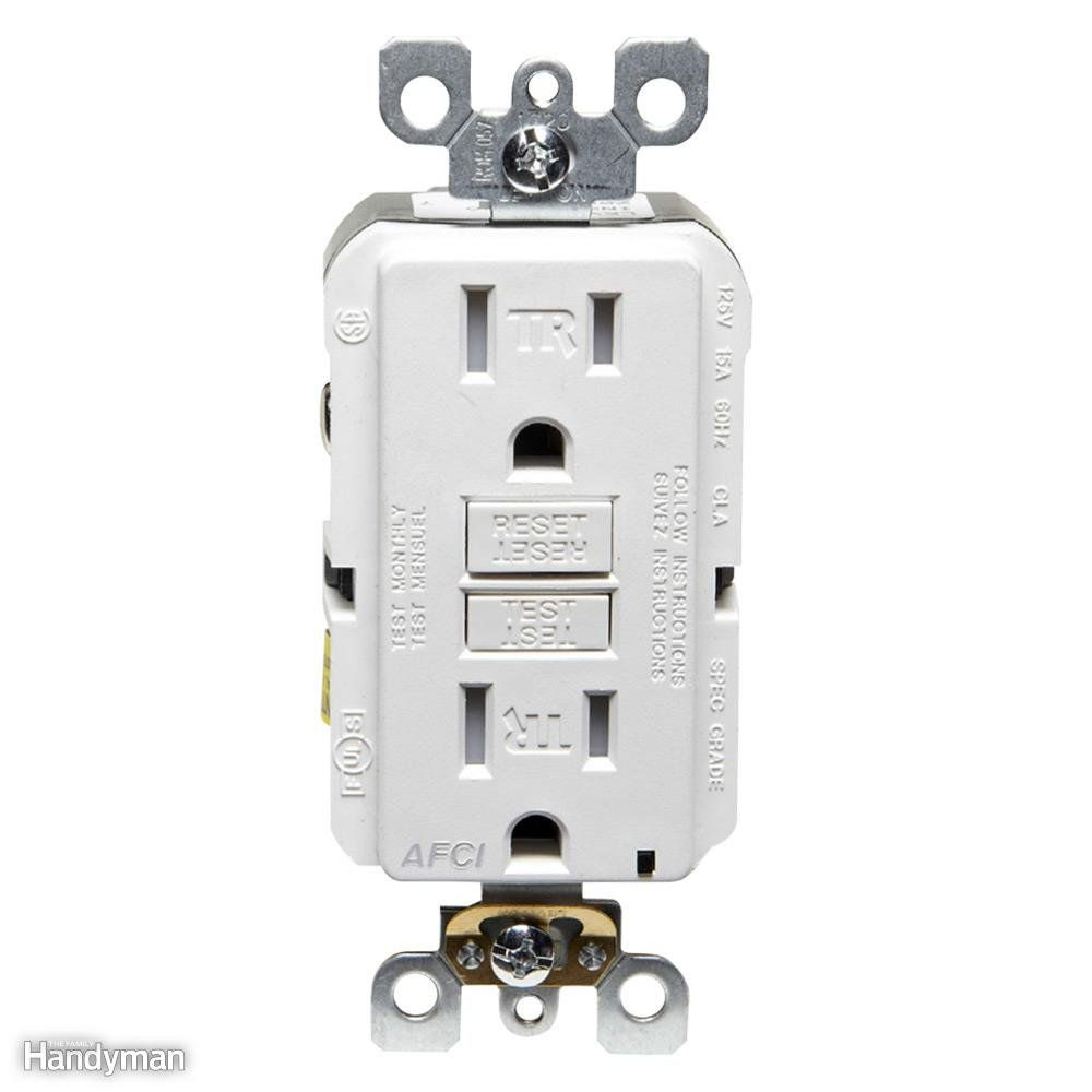 Arc Fault Circuit Interrupter Wire Switch Electrical Wiring Home Electrical Wiring